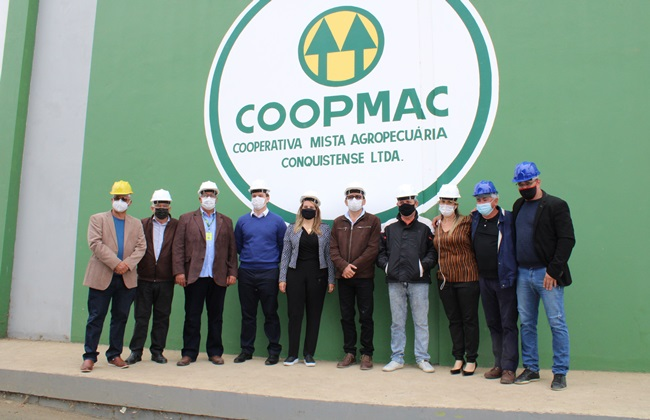 A Cafeicultura do Planalto Conquistense como protagonista do desenvolvimento regional