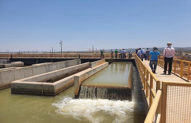 COOPMAC visita Perímetro Irrigado do Baixio de Irecê