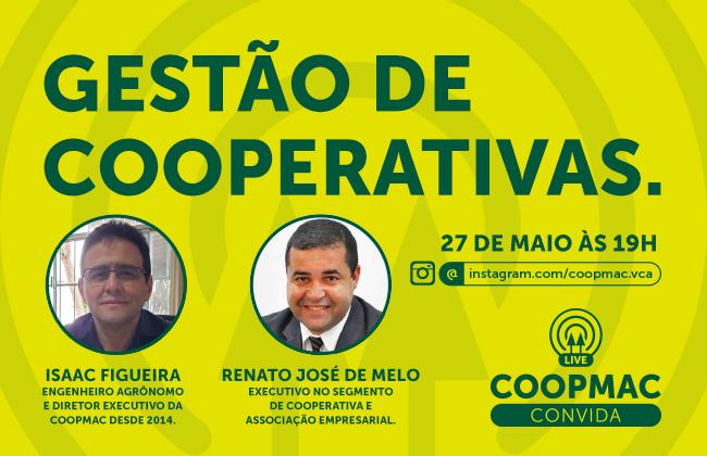 # COOPMAC CONVIDA – Gestão de Cooperativas