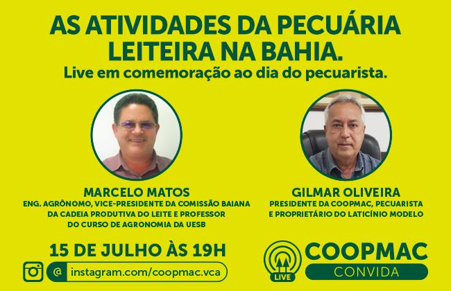 # COOPMAC CONVIDA