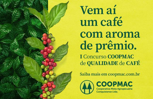 I Concurso COOPMAC de Qualidade de Café