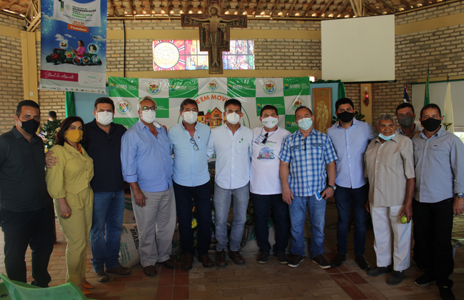 Prefeitura de Barra do Choça realiza 1º Encontro de Diversificação para a Agricultura Familiar